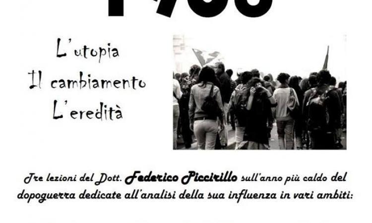 Filosofia mon amour: 1968