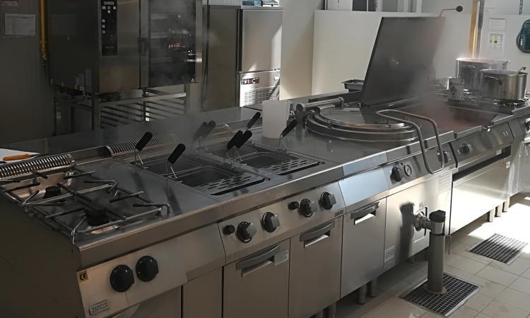 Nuovo centro di cottura per la ristorazione scolastica