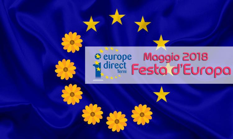 Maggio d'Europa, gli eventi con Europe Direct Terni