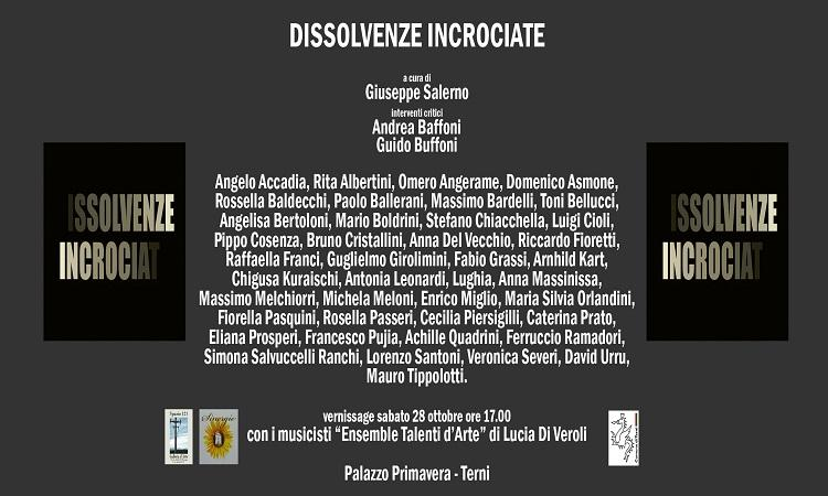 Vernissage Dissolvenze incrociate