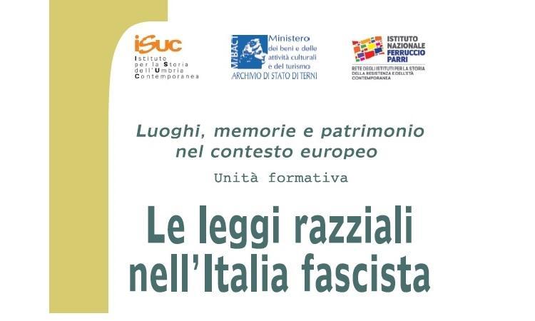 Le leggi razziali nell'Italia fascista