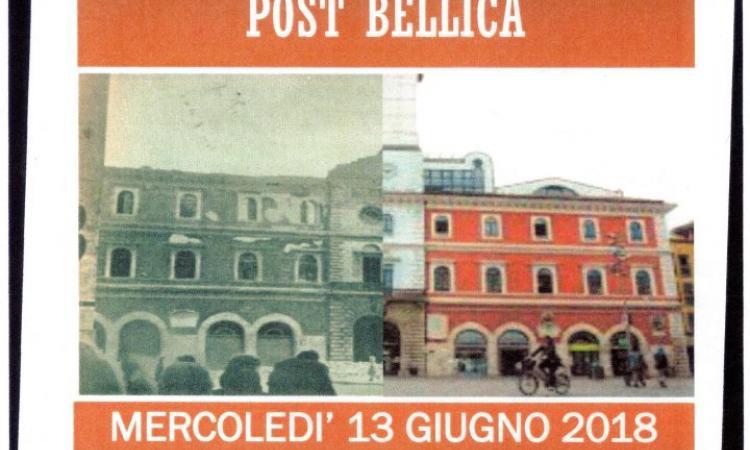 Terni prima della seconda guerra mondiale e la ricostruzione post bellica