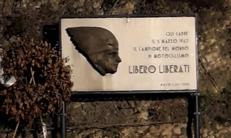 In Valnerina nuova luce per la lapide di Liberati