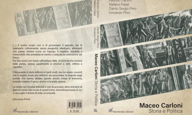 Presentazione del volume Maceo Carloni Storia e Politica