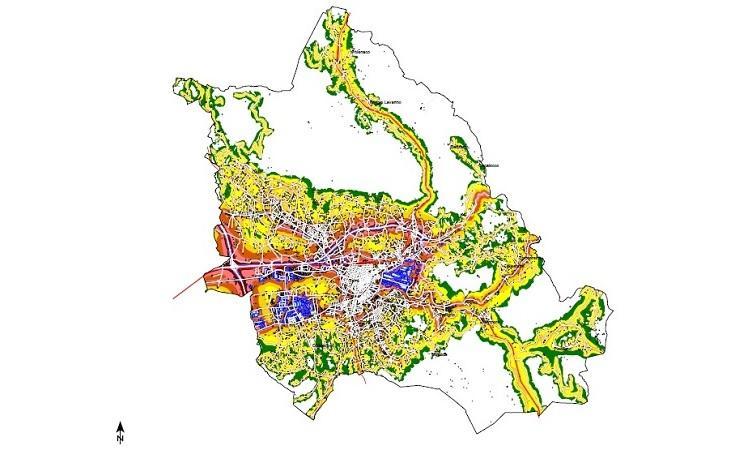 Inquinamento acustico: pronta la prima mappa