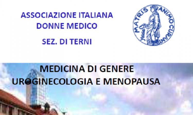 Medicina di genere. Uroginecologia e menopausa