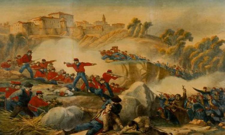 150° Anniversario della Campagna dell'Agro Romano del 1867
