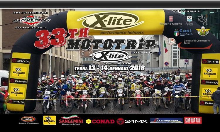 33° Mototrip X-Lite