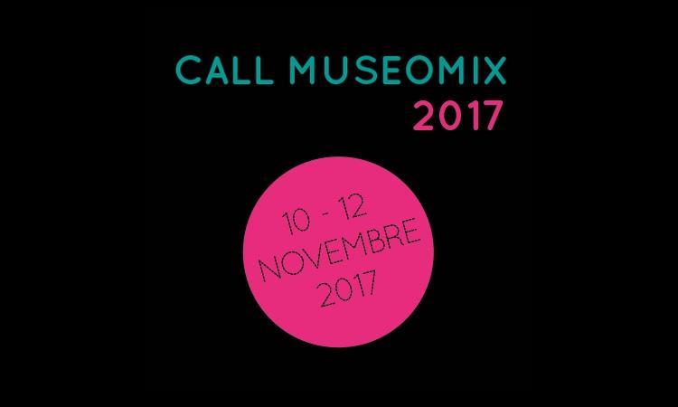 MUSEOMIX 2017: aperta la call