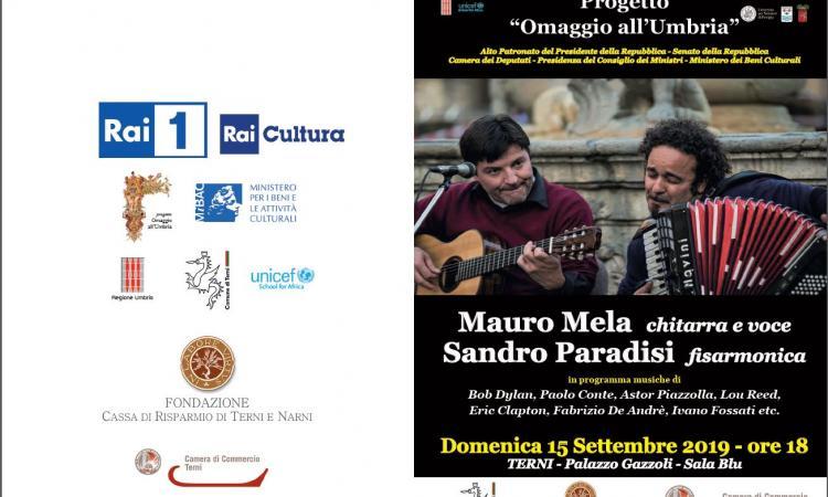 """""""Omaggio all'Umbria: quando la musica sposa il territorio"""""""