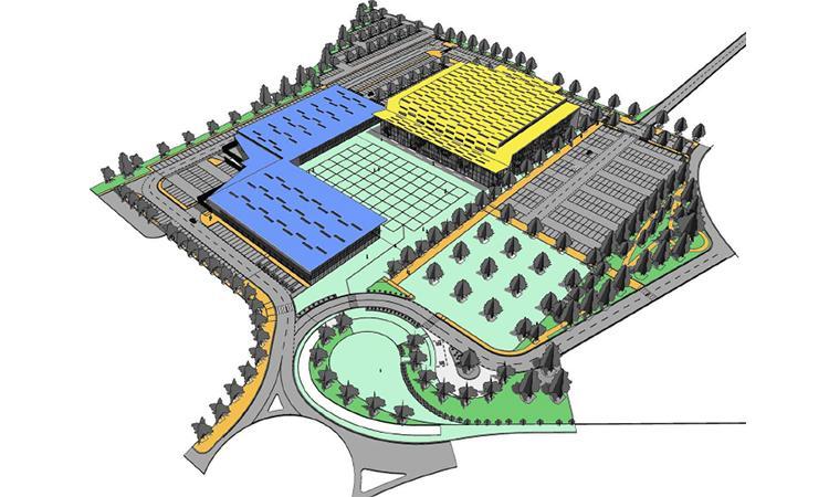 Palasport: progetto e bando