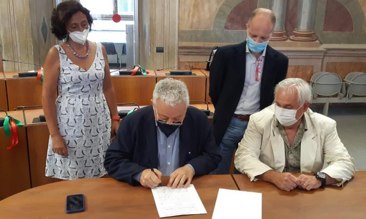 Università e territorio: si rinnova la convenzione con Ingegneria