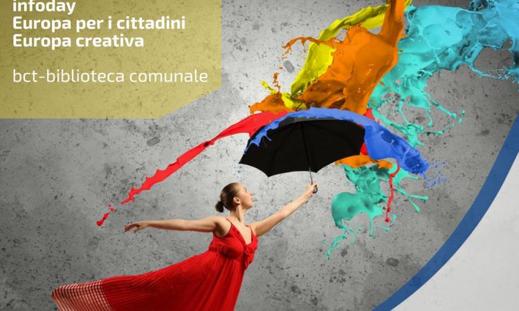 Infoday Europa Creativa, Europa per i cittadini