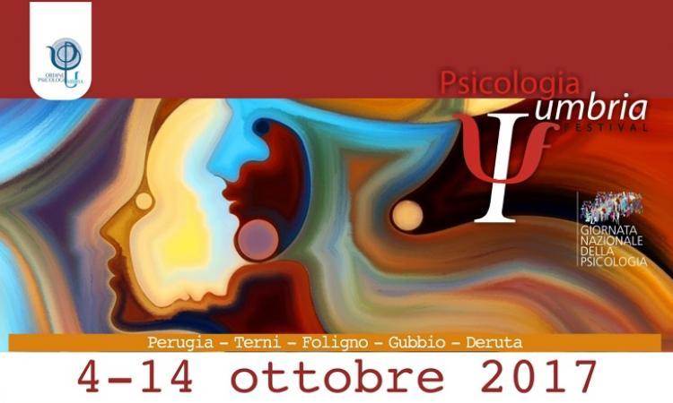 PSICOLOGIA UMBRIA FESTIVAL 2017