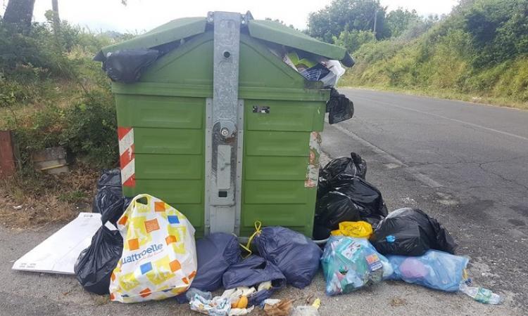 Maggiori risorse contro i rifiuti abbandonati