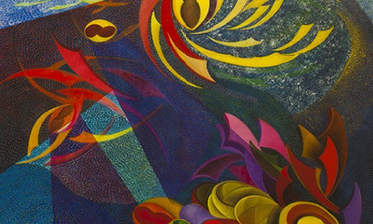 Baldo Savonari: trent'anni di pittura