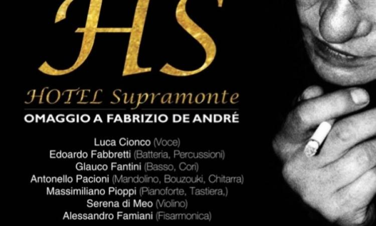 Hotel Supramonte in concerto