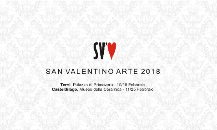 San Valentino Arte 2018