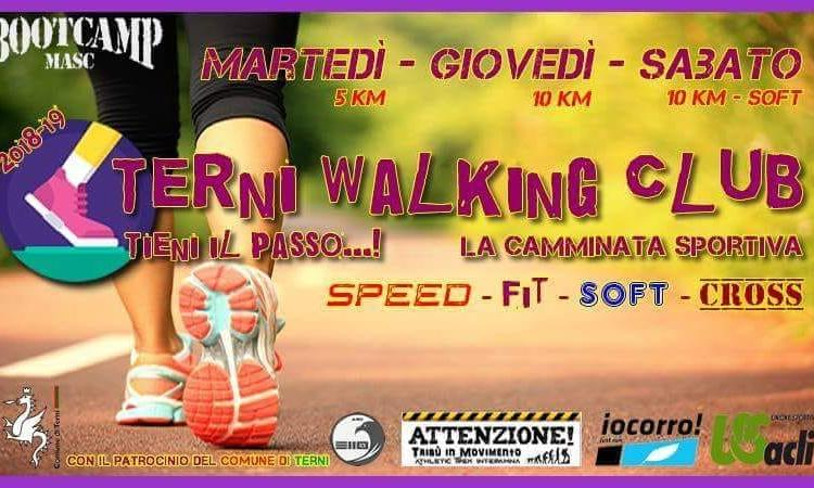 80° Terni Walking Club Cascata dalle Marmore (10 Km)