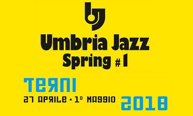Musica internazionale con Umbria Jazz Spring#1