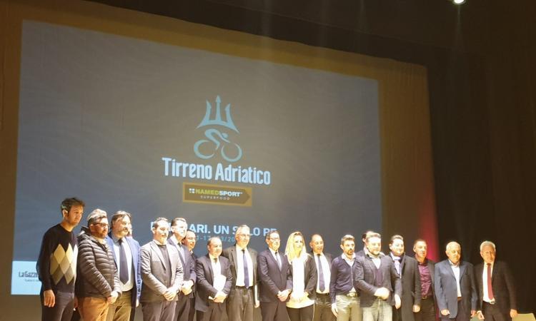 La tappa più impegnativa della Tirreno-Adriatico a Terni